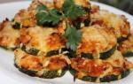 Как приготовить кабачки с фаршем в духовке пошаговый рецепт