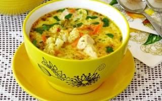 Как приготовить суп с капустой