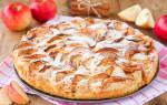 Как готовить пирог шарлотка