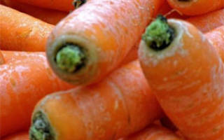 Как правильно обработать морковь для хранения