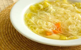 Если суп прокис как спасти