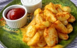 Как приготовить вкусно картошку на гарнир