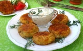 Как приготовить картофельные котлеты из пюре