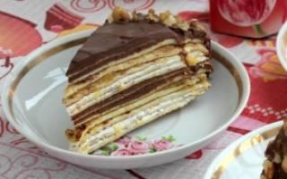 Как готовить торт блинный