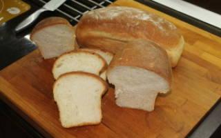 Как испечь хлеб в духовке на сырых дрожжах