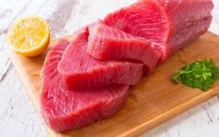 Как готовить филе тунца