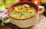 Как варить картофельный суп с курицей