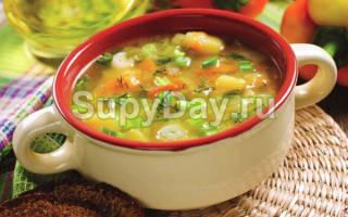Как приготовить картофельный суп с курицей
