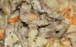 Как приготовить вкусно куриные пупки