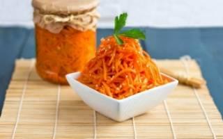 Как приготовить морковку на зиму