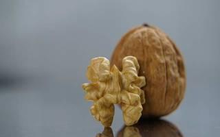 Грецкие орехи кормящей маме можно