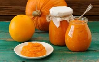 Как варить варенье из тыквы с апельсином рецепт