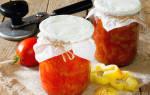 Заготовки на зиму перец лечо на зиму