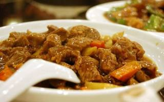 Как вкусно потушить мясо говядины