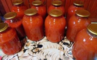 Как закрыть томатный сок на зиму через соковыжималку
