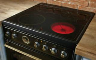 Как выбрать плиту электрическую стеклокерамика