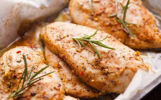 Как запечь куриное филе в духовке чтобы оно было сочным