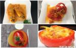 Как вкусно приготовить фаршированный перец с фаршем и рисом в кастрюле