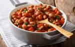 Из фасоли в томатном соусе что можно приготовить