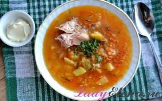 Как приготовить суп рассольник с рисом