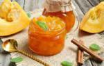 Варенье из тыквы с апельсином и бананом