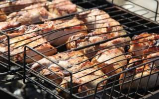 Как приготовить из курицы шашлык
