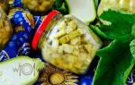 Кабачки на зиму как грибы вкусные рецепты кабачков на зиму