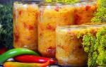 Заготовки из капусты на зиму для пирогов