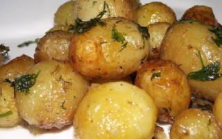 Как вкусно приготовить картошку вареную