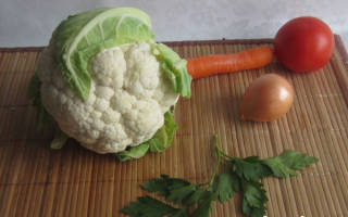 Зачем бланшировать цветную капусту перед заморозкой