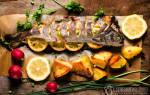 Как вкусно приготовить свежемороженую скумбрию в духовке