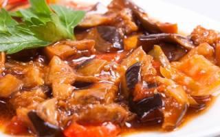 Как приготовить баклажаны с овощами быстро и вкусно на сковороде