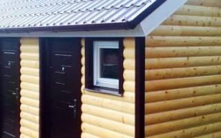 Как построить кладовку на даче