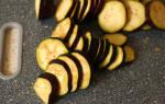 Запеканка с баклажанами и грибами в духовке