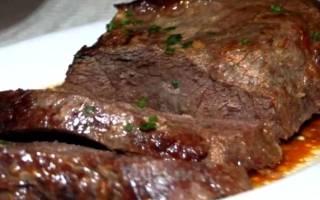 Как приготовить вкусно говядину на сковороде