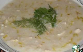 Вкусные супы на каждый день из курицы