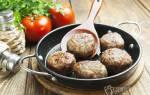 Как приготовить вкусные котлеты из фарша на сковороде пошаговый рецепт