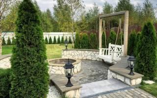 Как благоустроить территорию возле частного дома