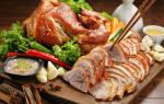 Как приготовить свиную голяшку в духовке