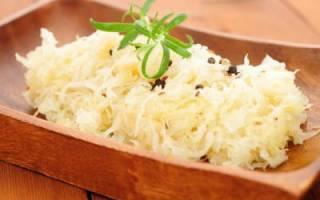 В чем можно солить капусту