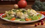 Блюда из куриного филе и цветной капусты