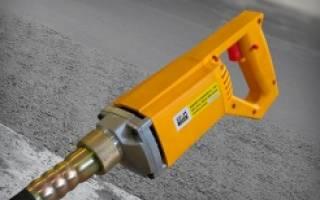 Зачем нужен вибратор для бетона