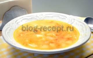 Как приготовить гороховый суп пошаговый рецепт