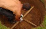 Как правильно выкопать колодец на даче