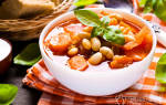 Как приготовить суп из консервированной красной фасоли