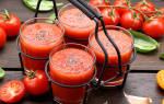 Как готовить томатный сок в домашних условиях
