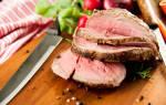 Как запечь мясо в фольге