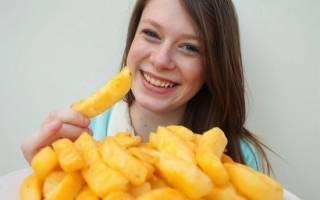 Как правильно нарезать картошку для жарки