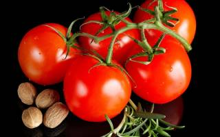 Как правильно собирать томаты