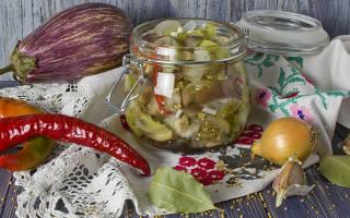 Заготовки из баклажан на зиму золотые рецепты как грибы